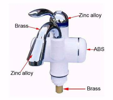 Electric Water Heater Tap
