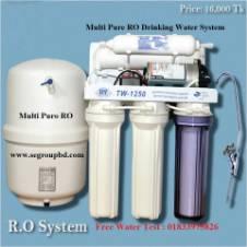 RO Multi পিউর ওয়াটার সিস্টেম