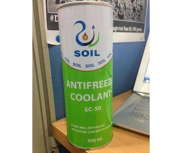 Soil Antifreeze Coolant অয়েল