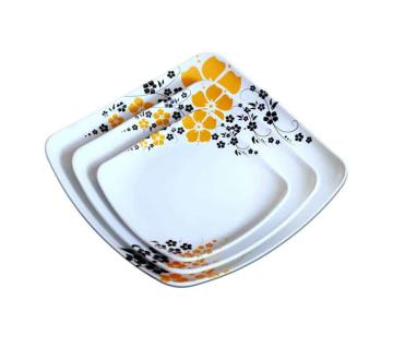 Classic Plate 6 inch (6 Pieces)