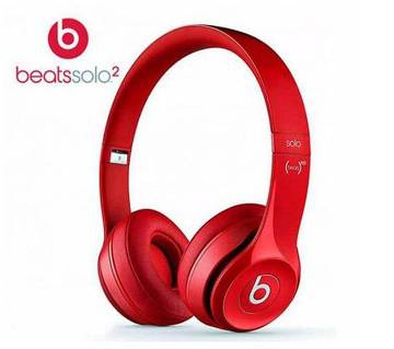 Beats Solo 2 Wired Headphone - Copy