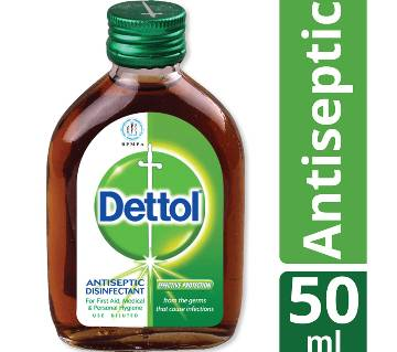 Dettol Anticeptic Liquid 50 ml
