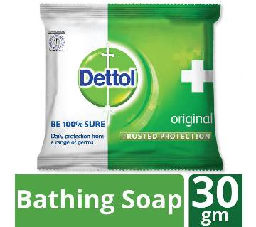 Dettol Soap 30 gm Original