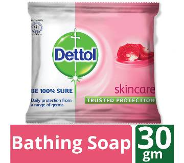 Dettol Soap 30 gm Skin Care