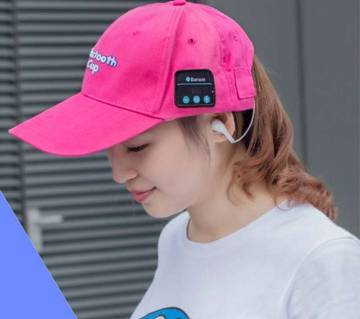 Bluetooth Music Cap With Earphones