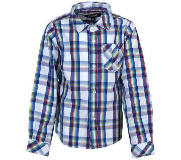 Le Reve Kids Boys Long Sleeve casual Shirt KBLS14140