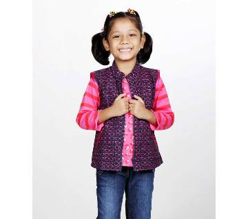 Le Reve Kids Girl Jacket KGJK14065