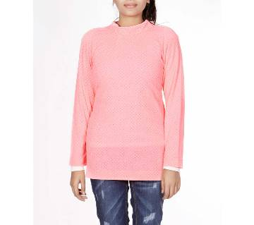 Le Reve WoMens Knit Tops LKT14145