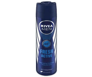 Nivea Men Fresh Active Deodorant for men