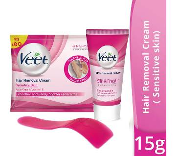 Veet Hair Removal Cream Sensitive Skin  15 gm
